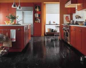 Q What S Black And White And Trendy All Over 171 Hardwood