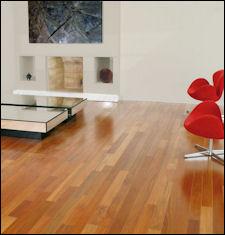 Brazilian Cherry flooring from IndusParquet